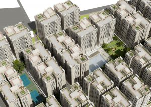 STP at LEED Platinum Certified CityeScape Tower, Gulshan, Dhaka (Animated)
